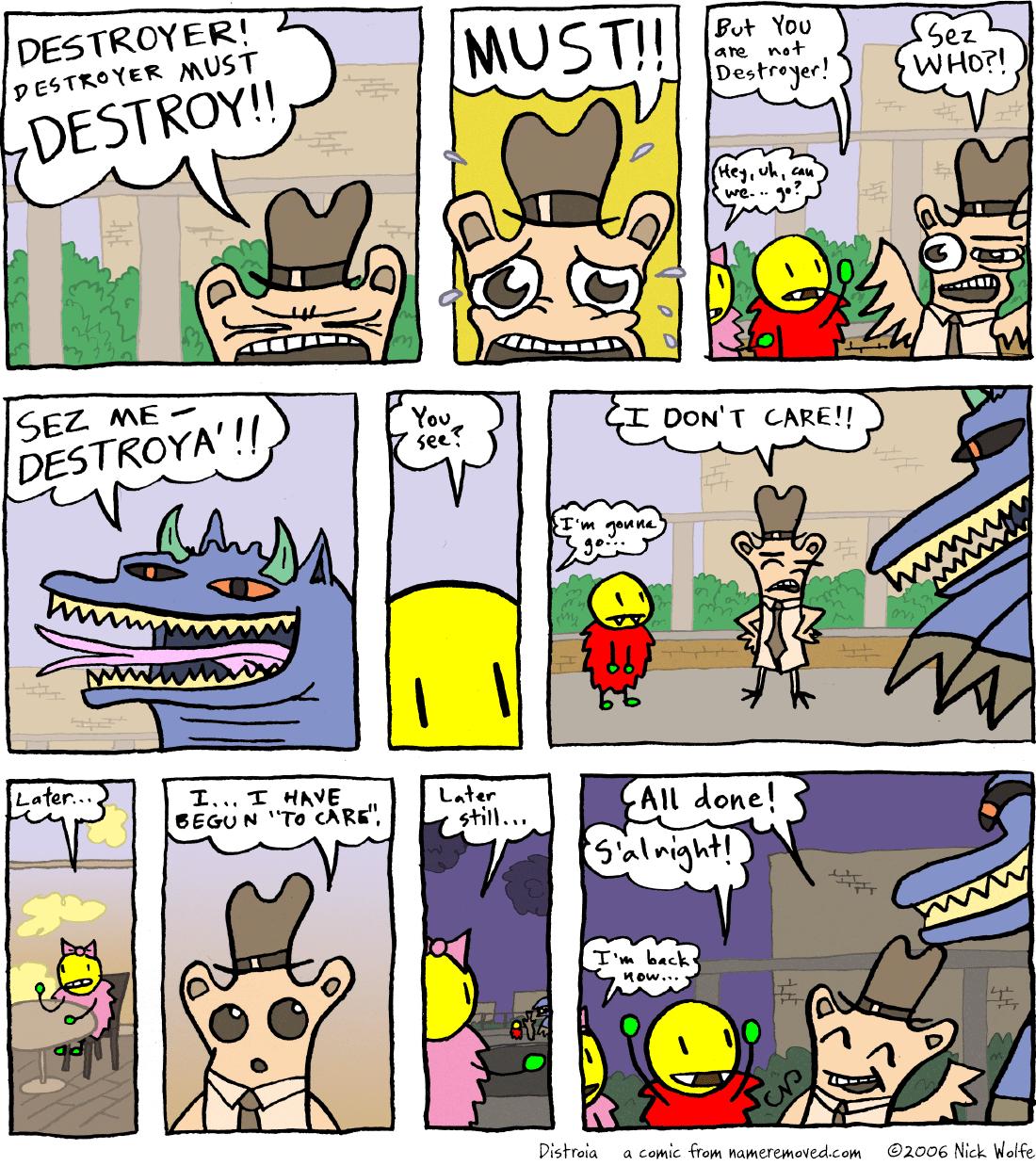 Distroia