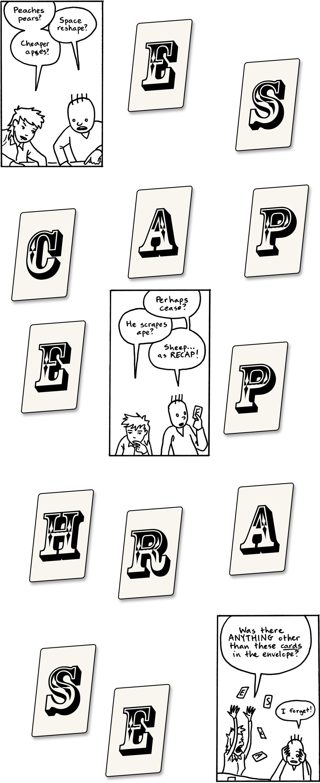 Escape Phrase
