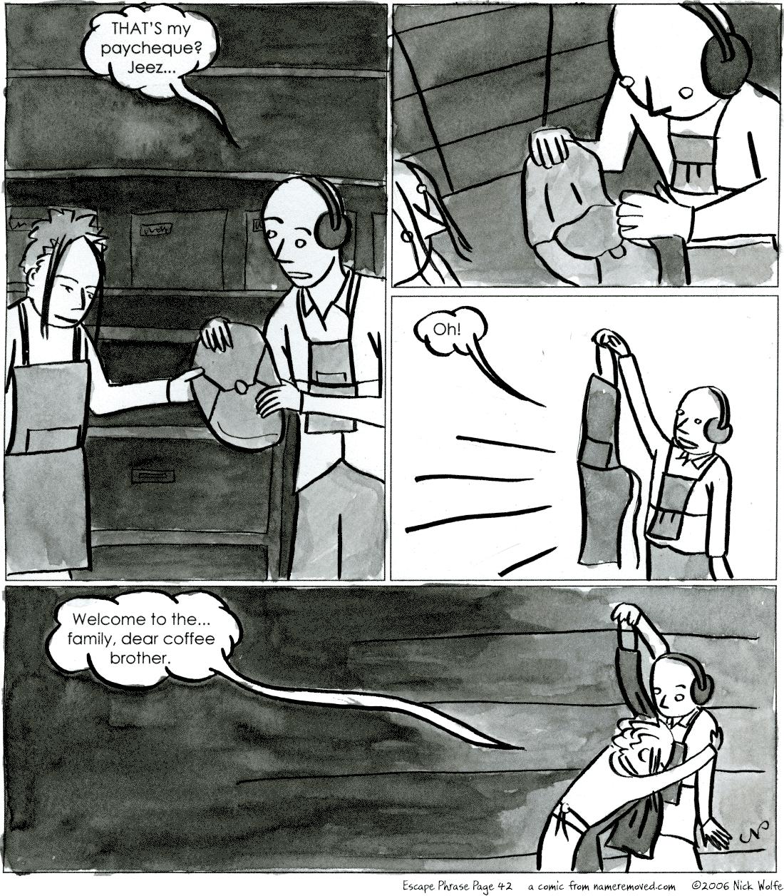 Escape Phrase 42
