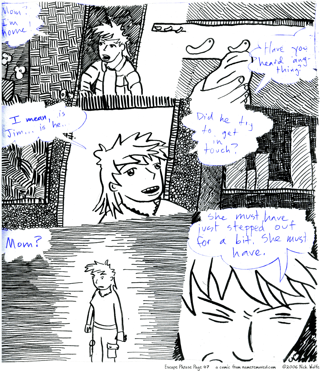 Escape Phrase 47