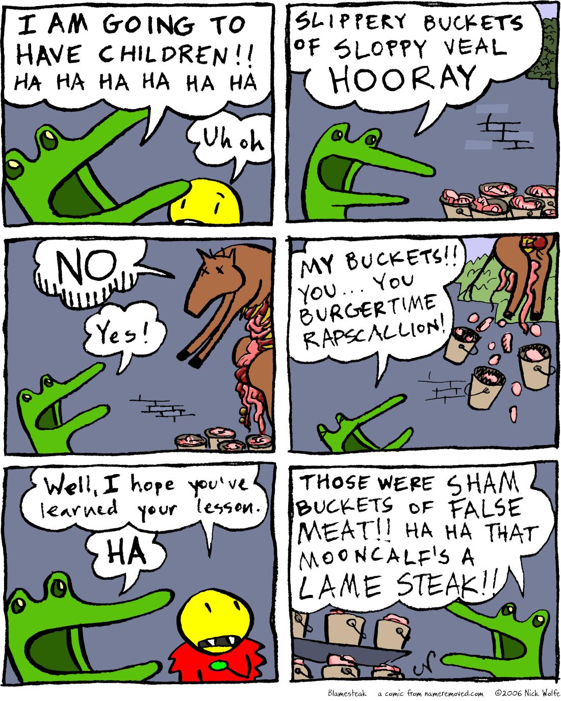 Blamesteak