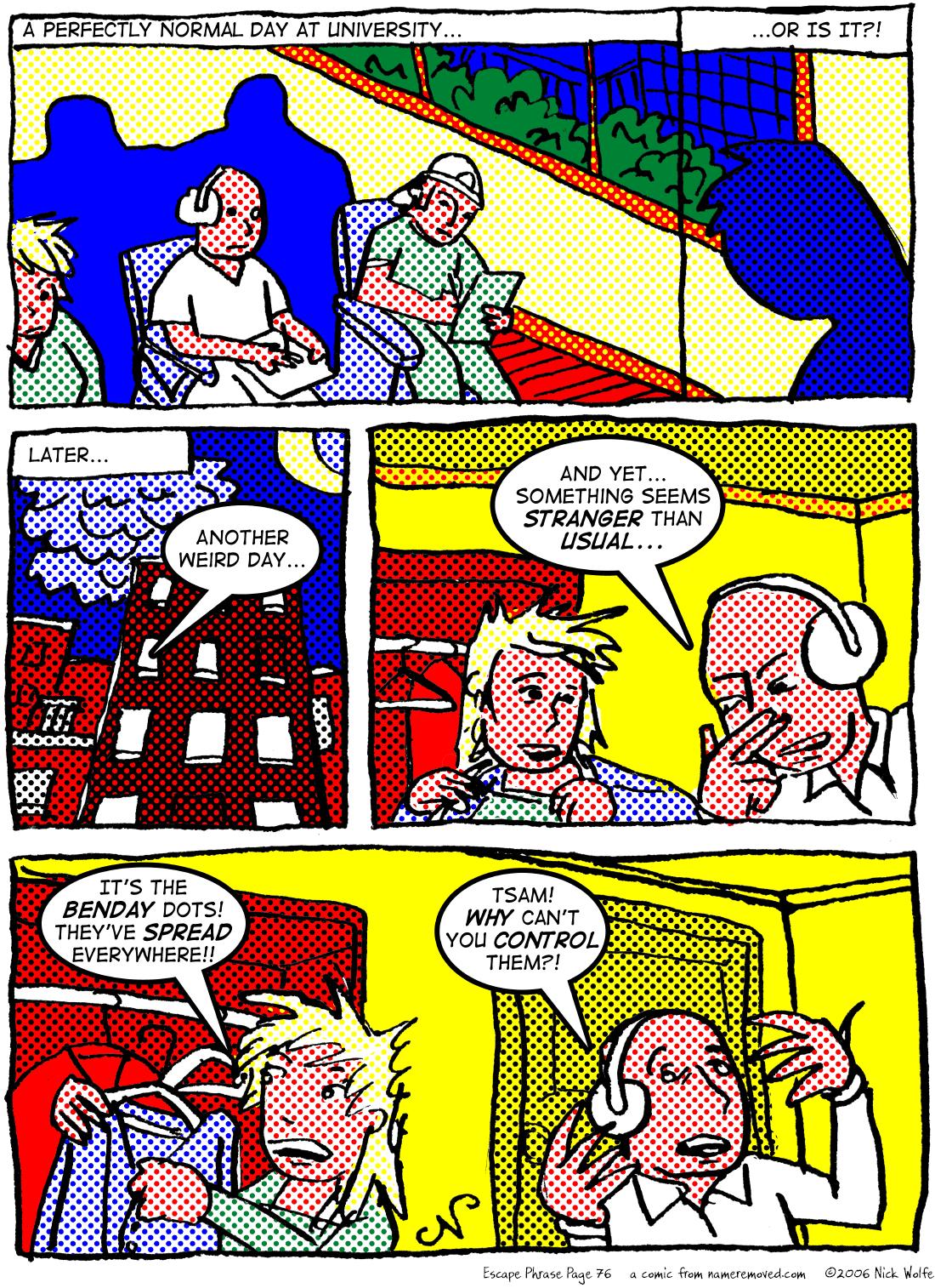 Escape Phrase 78