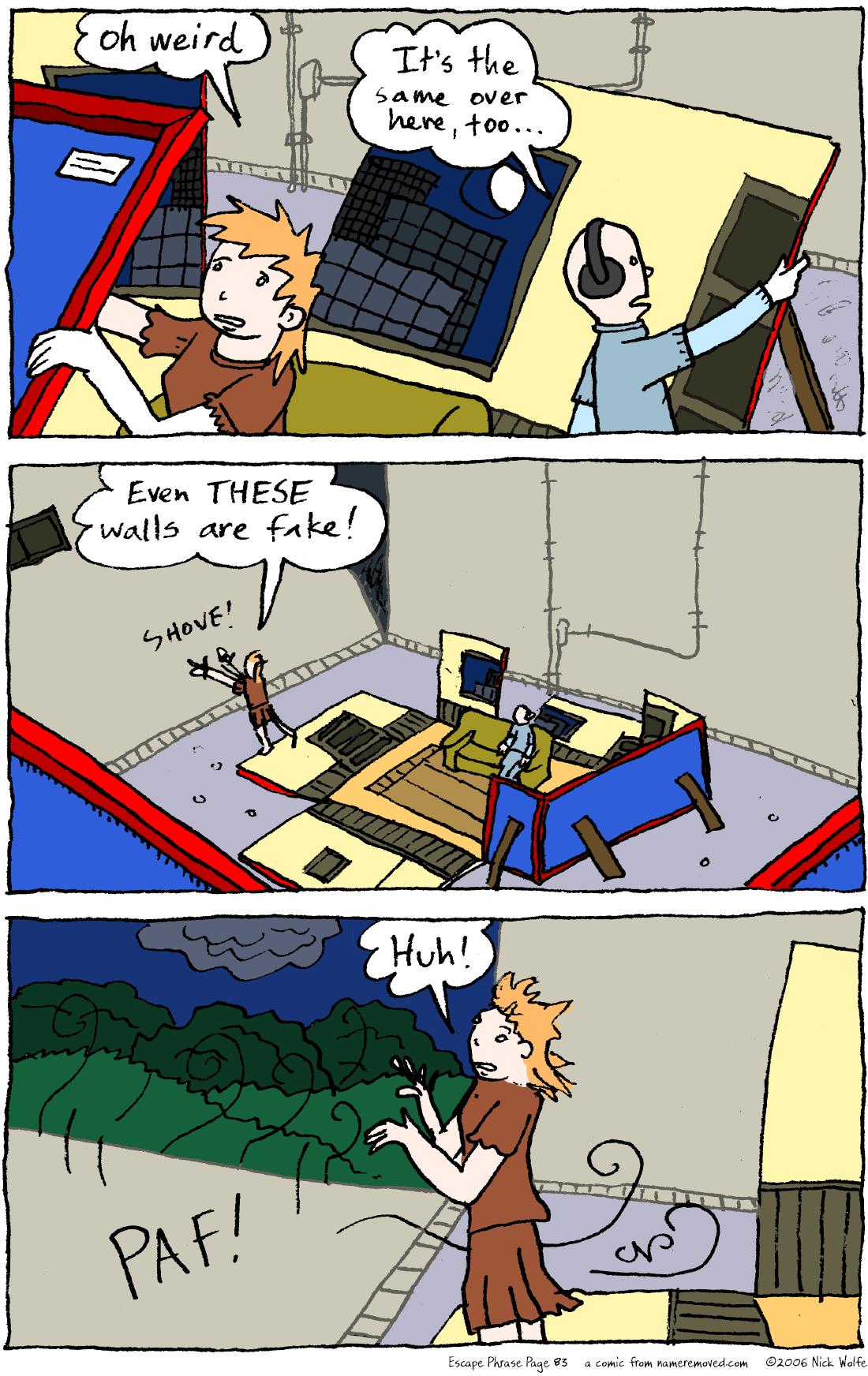 Escape Phrase 83