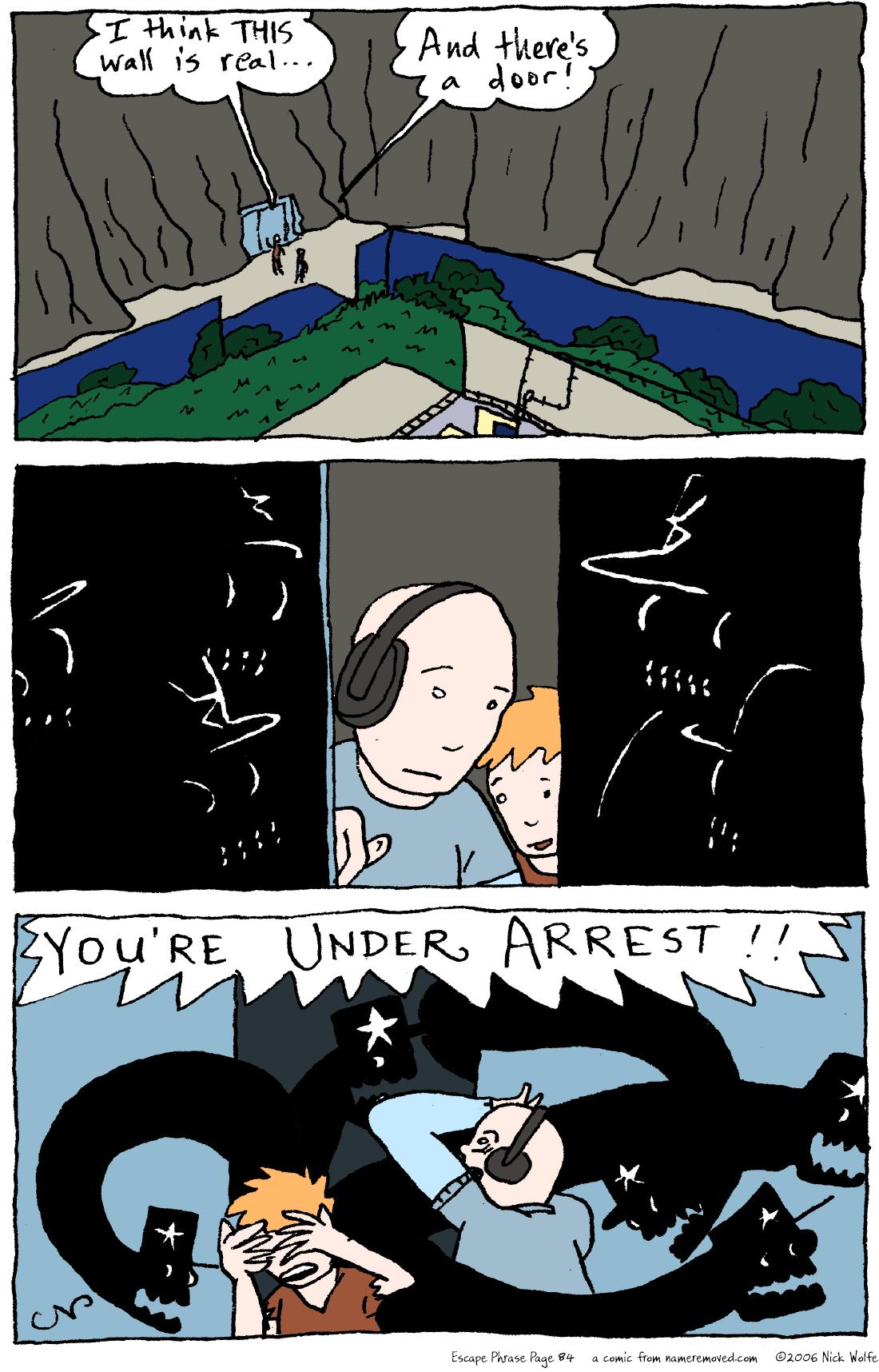 Escape Phrase 84