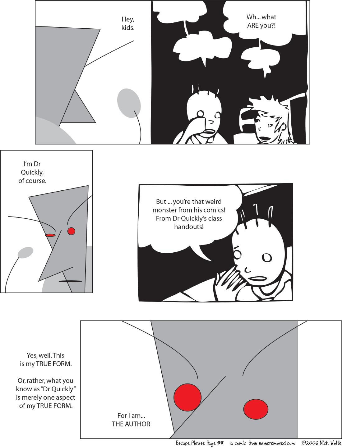 Escape Phrase 88