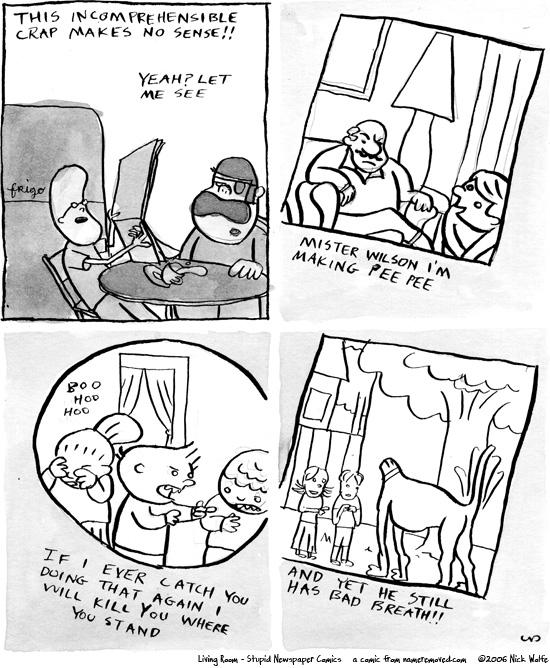 Funny Comics Newspaper Newspaper Comics