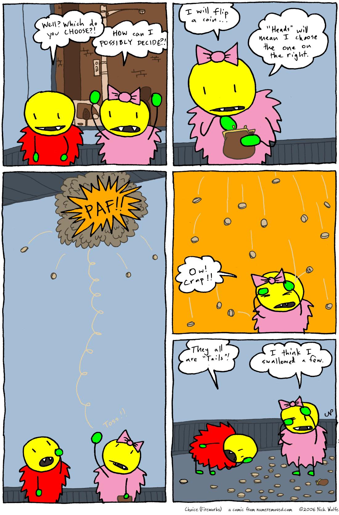 Choice (Fireworks)