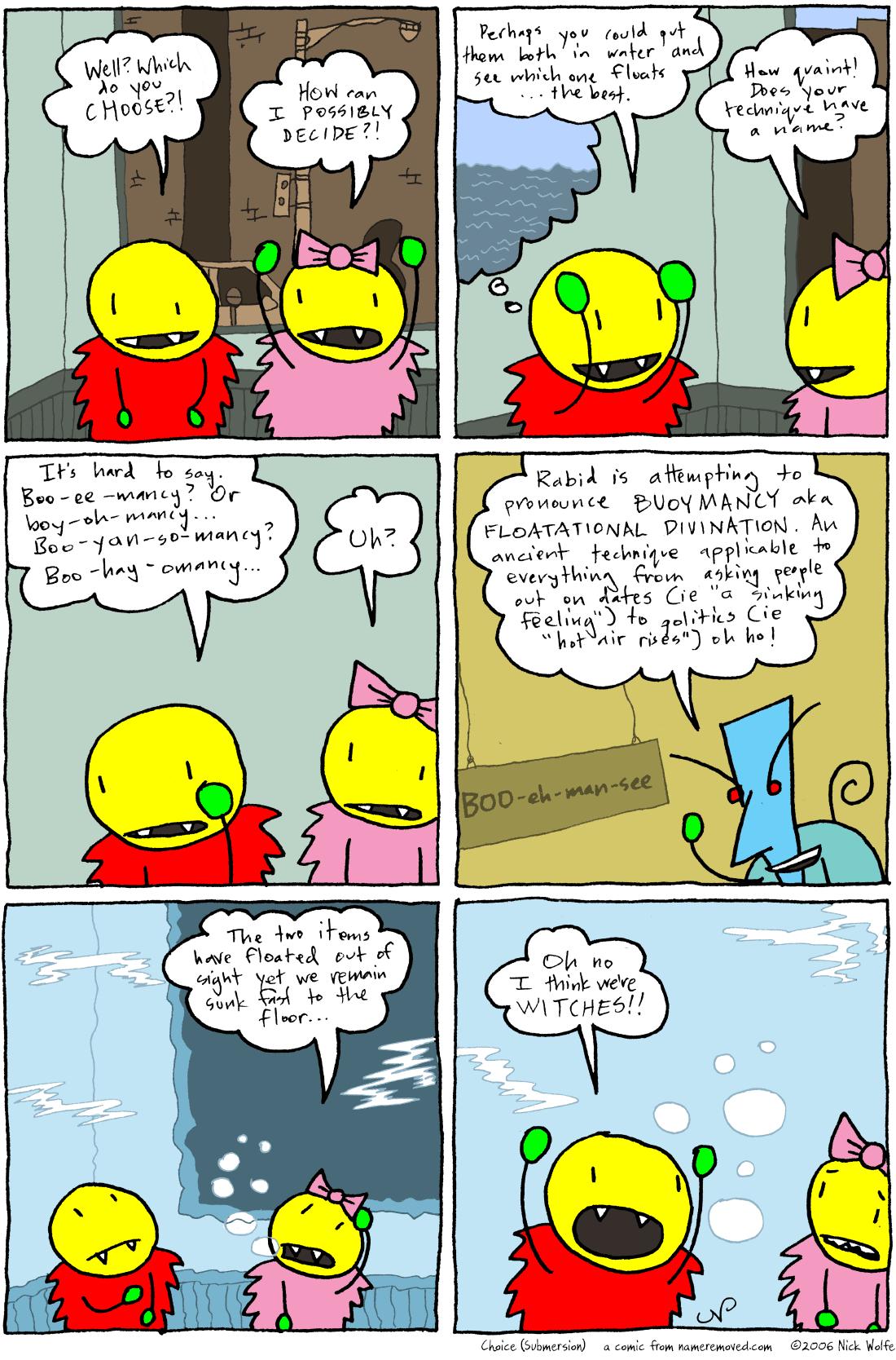 Choice (Submersion)
