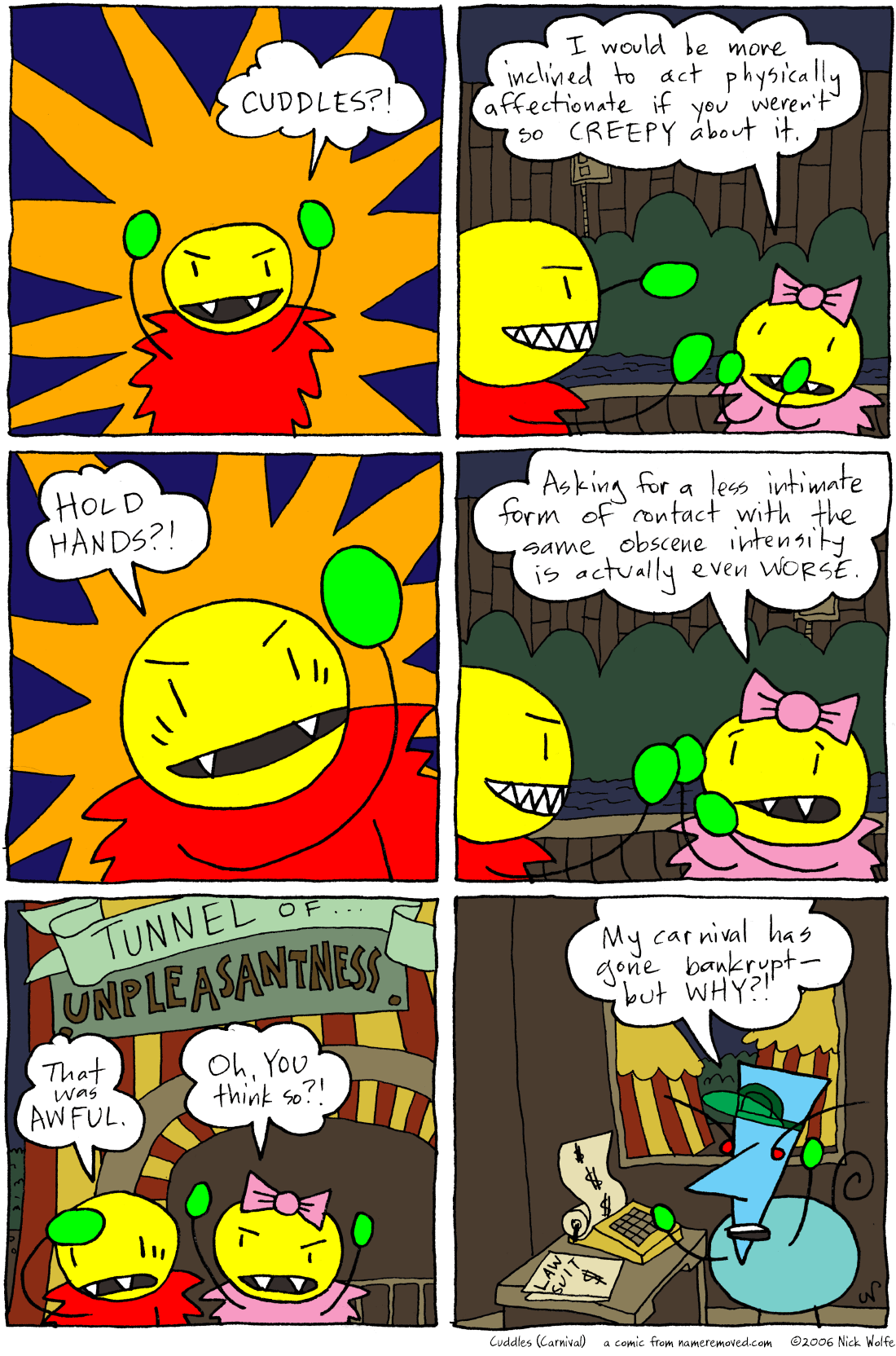 Cuddles (Carnival)