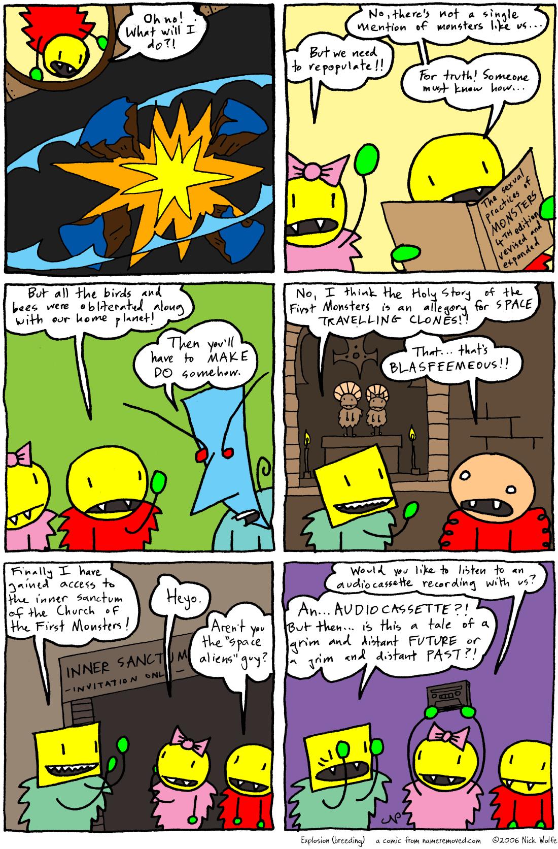 Explosion (breeding)