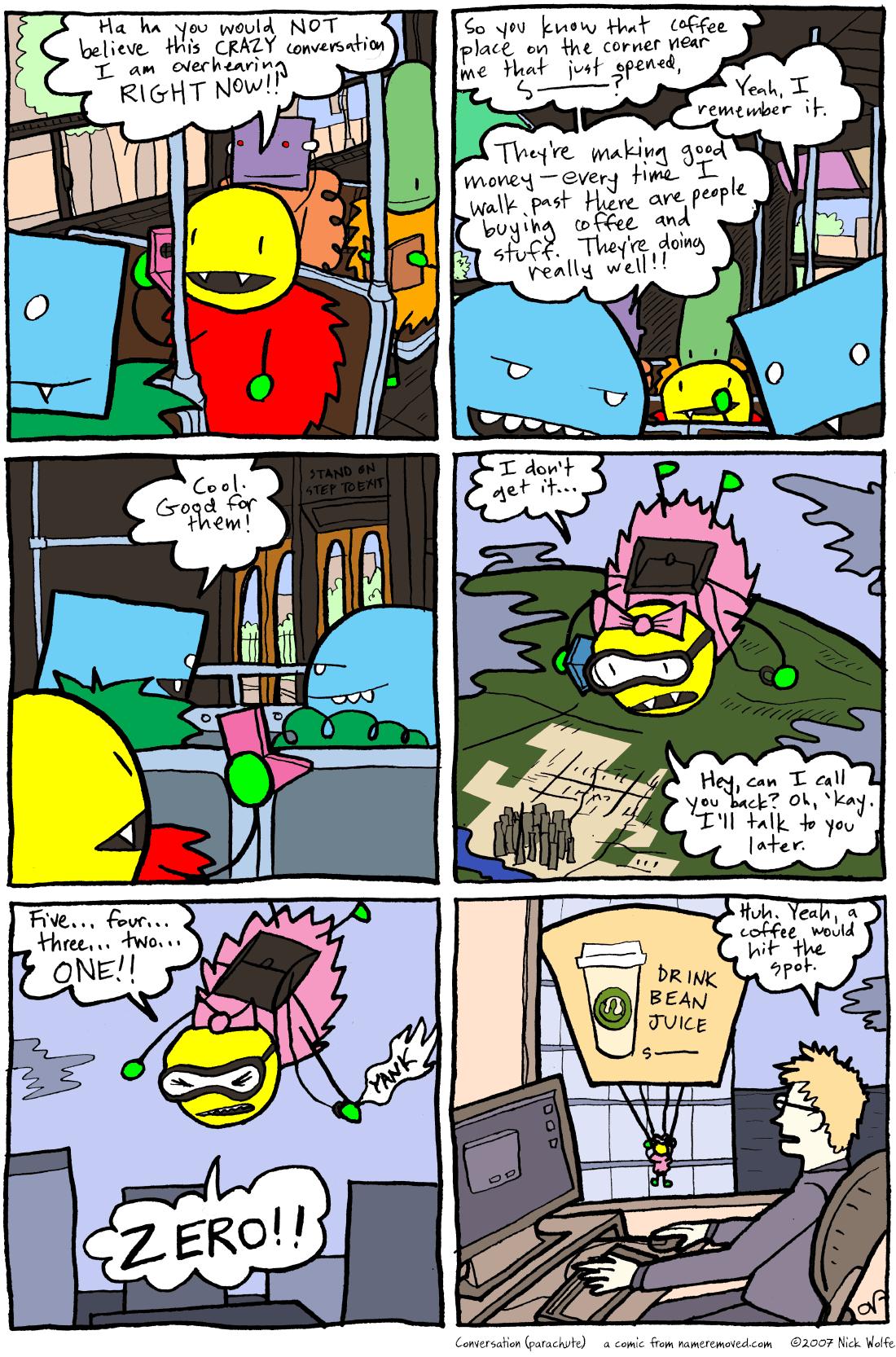 Conversation (parachute)