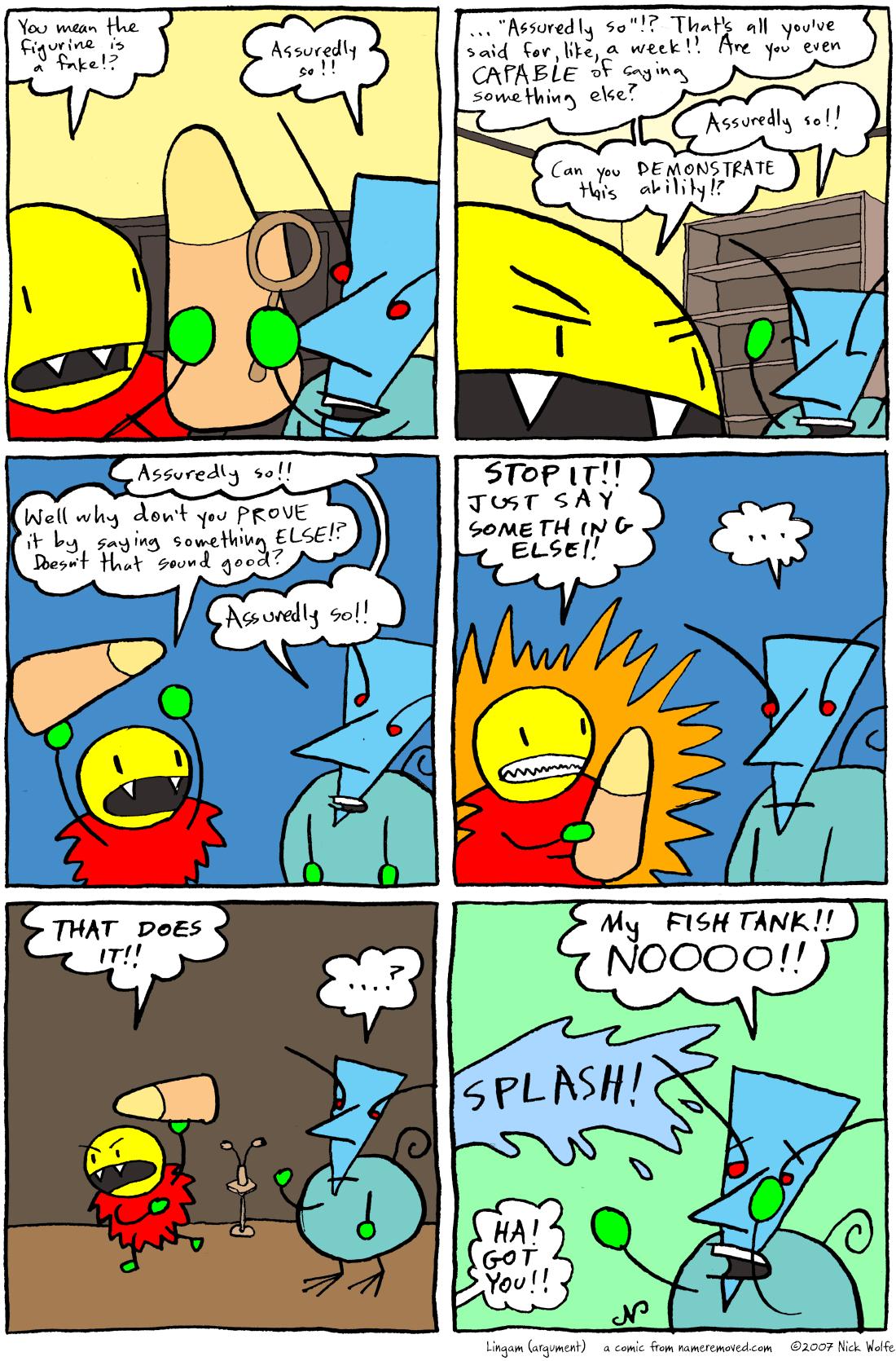 Lingam (argument)