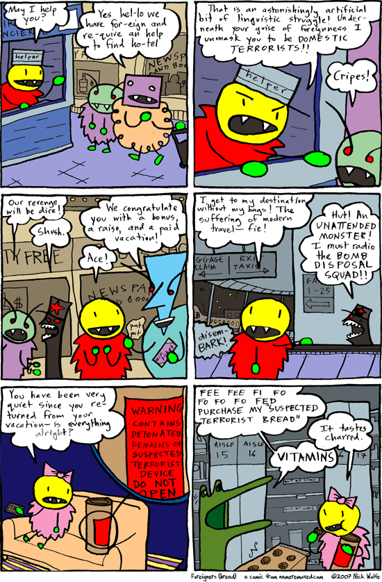 Comic for 2007-03-12