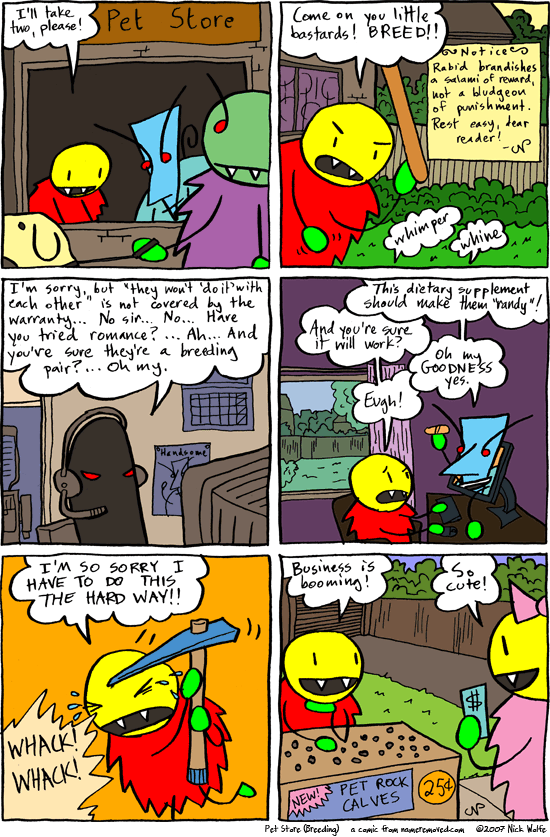 Comic for 2007-03-21