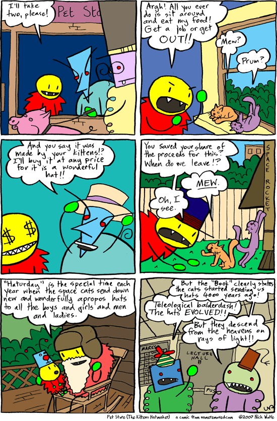 Comic for 2007-03-23