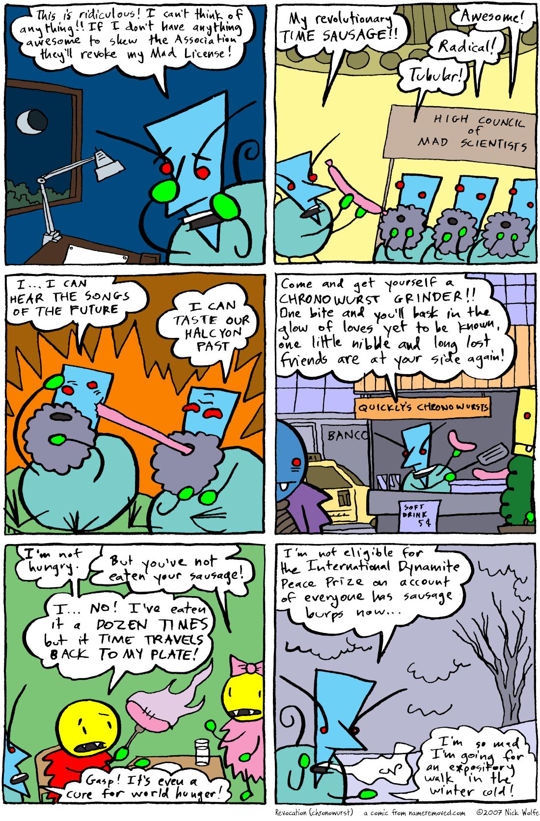 Revocation (chronowurst)