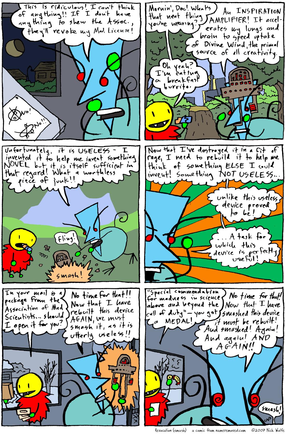 Revocation (smash)