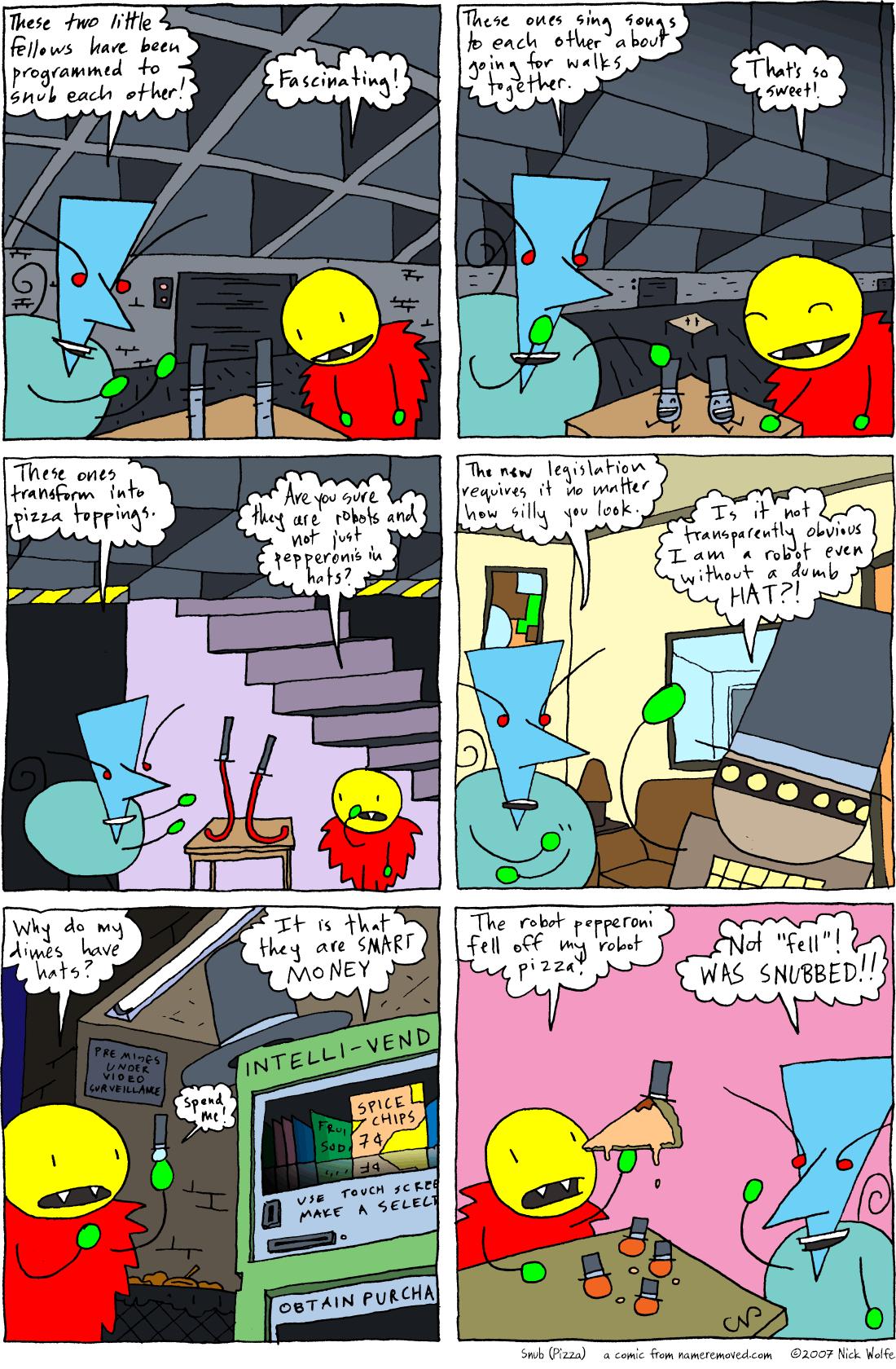 Snub (Pizza)