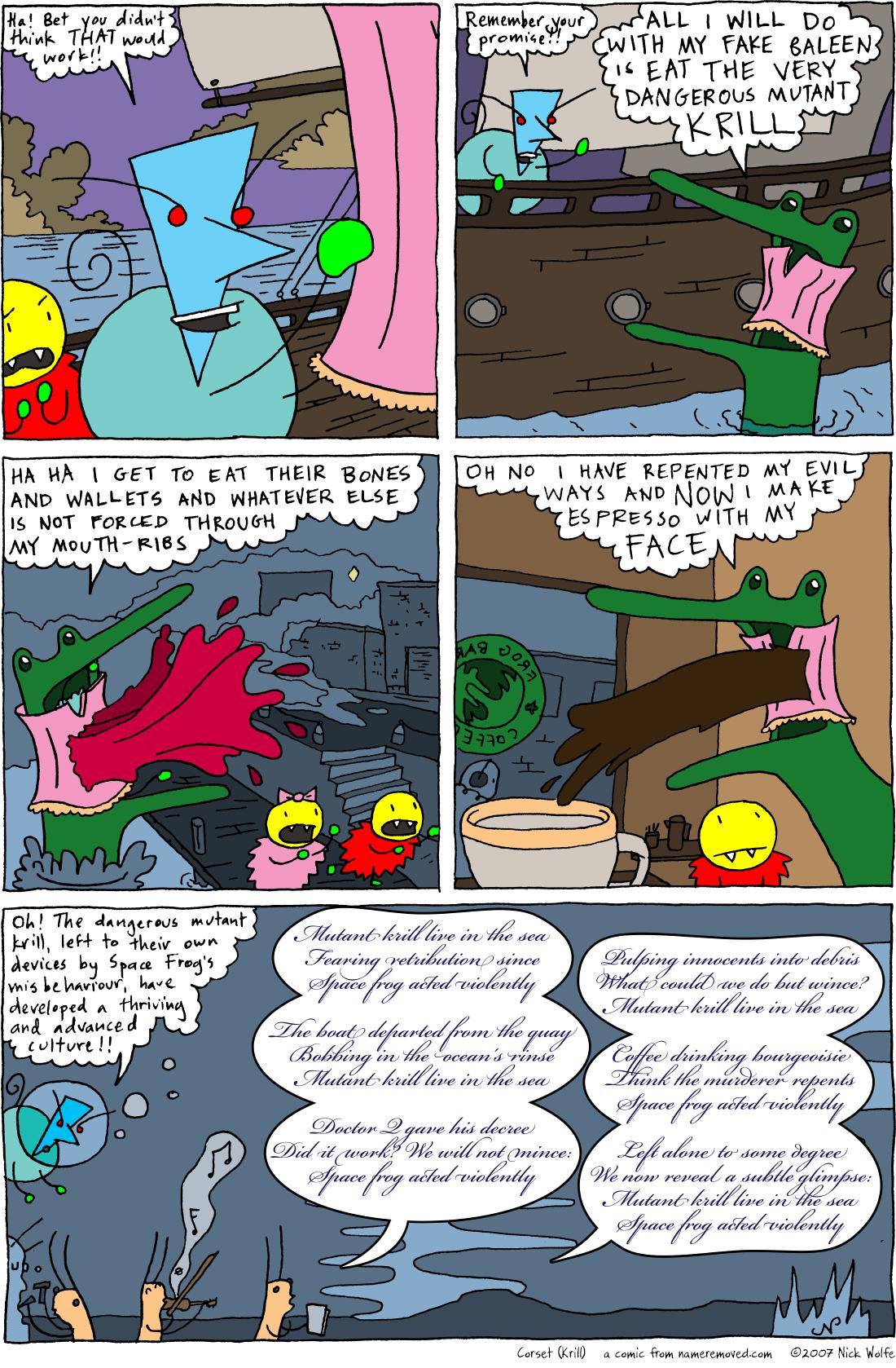 Corset (Krill)