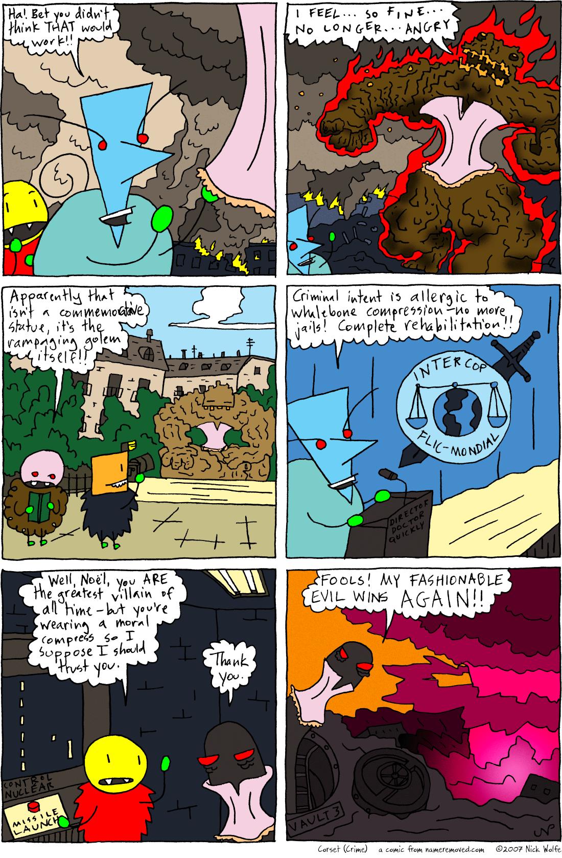 Corset (Crime)