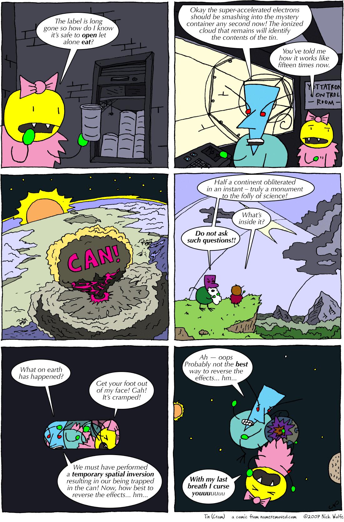 Tin (Cram)