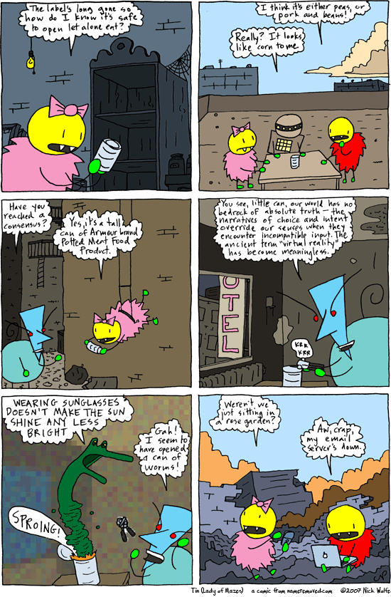 Comic for 2007-07-20