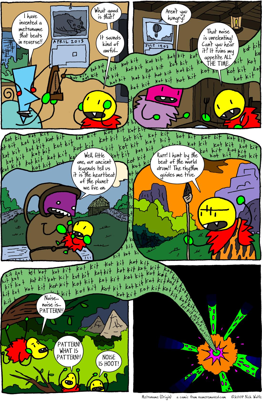 Metronome (Origin)