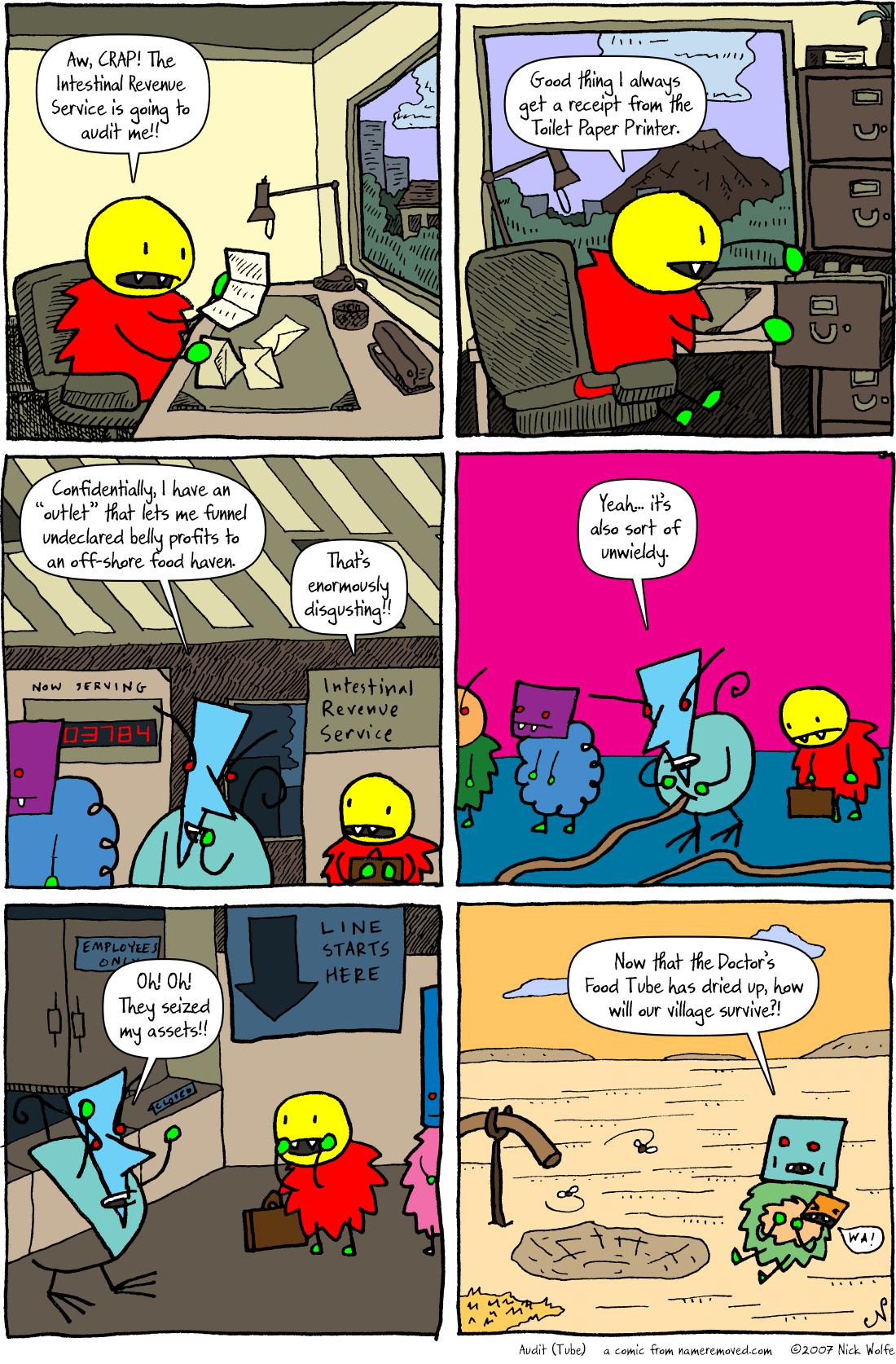 Audit (Tube)