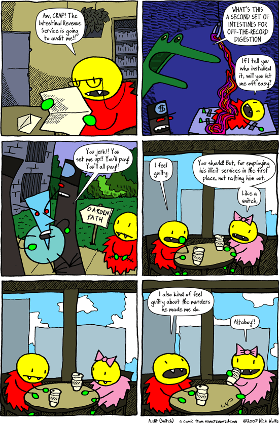Comic for 2007-09-12