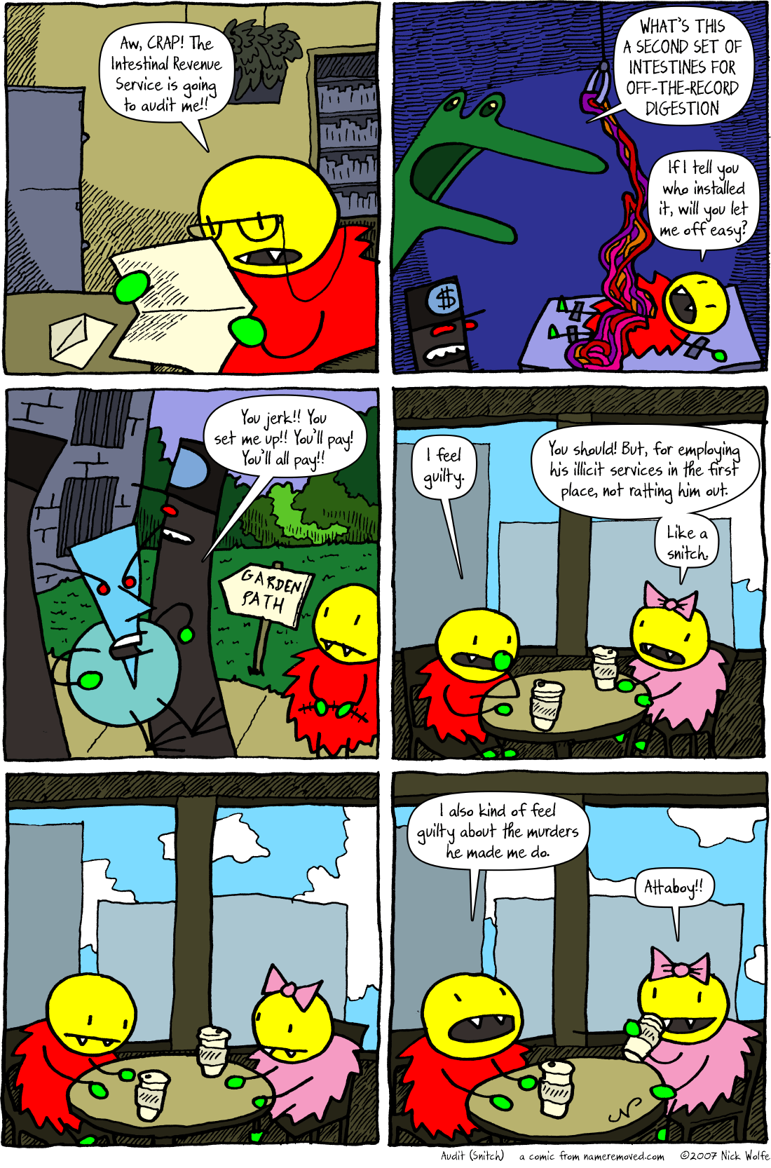 Audit (Snitch)