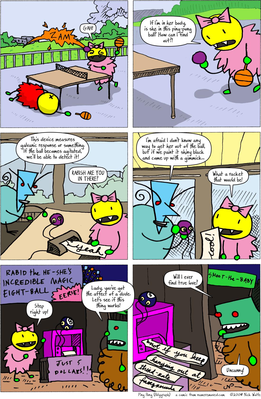 Ping Pong (Polygraph)