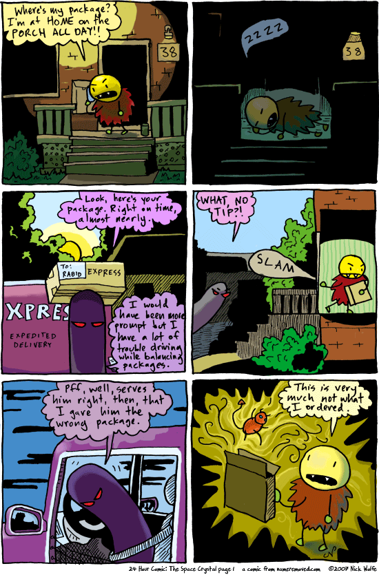 A Colour Page