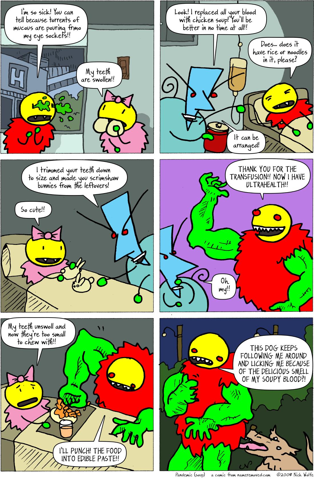 Pandemic (soup)