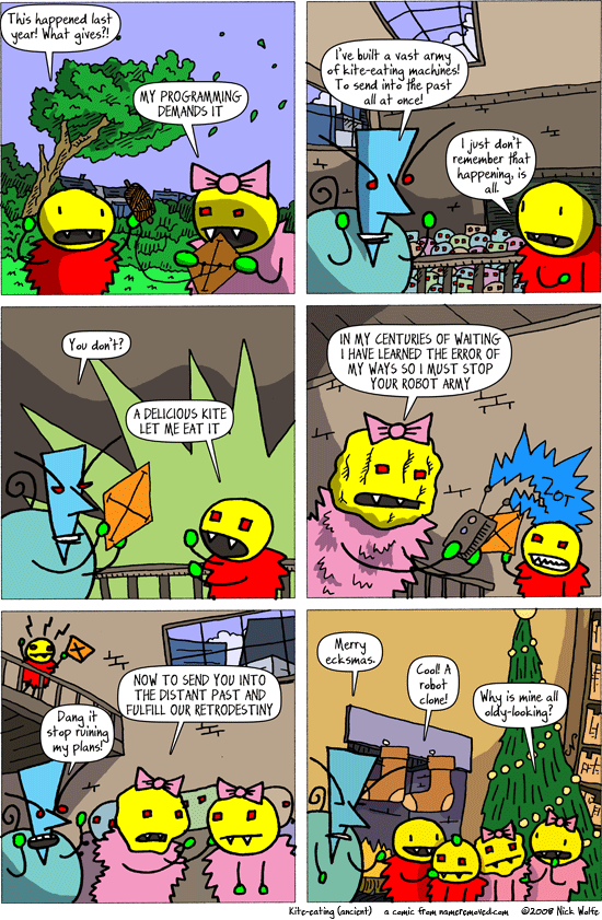 Comic for 2008-04-23