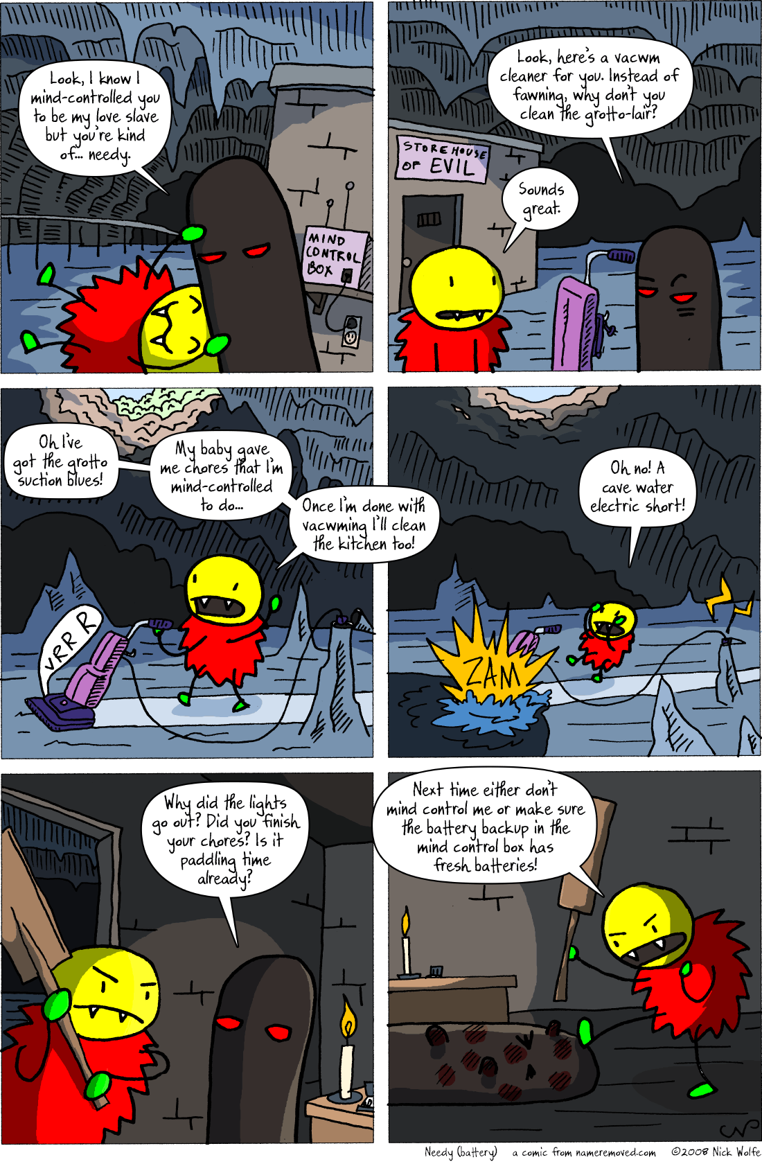 Needy (battery)