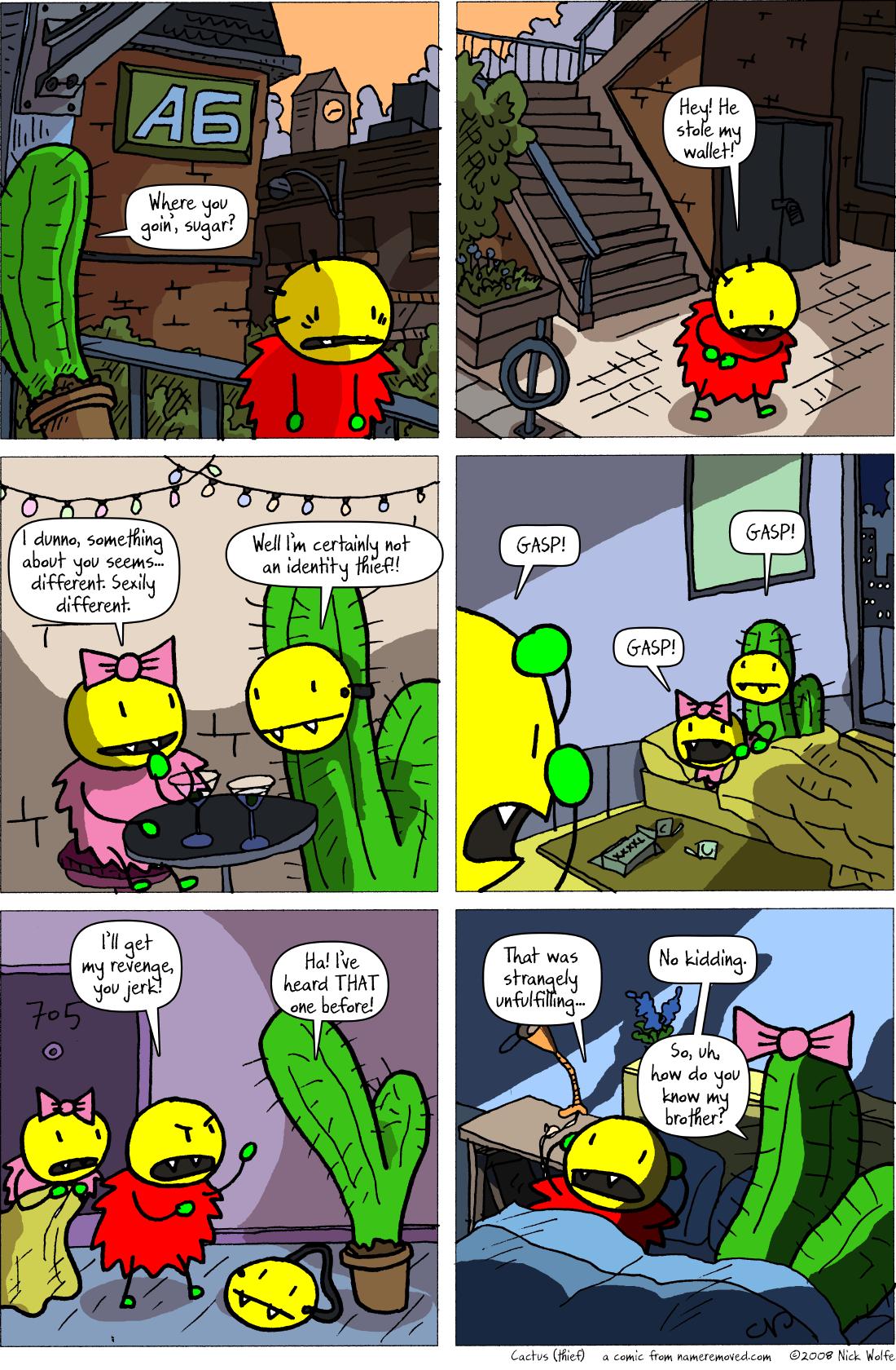 Cactus (thief)