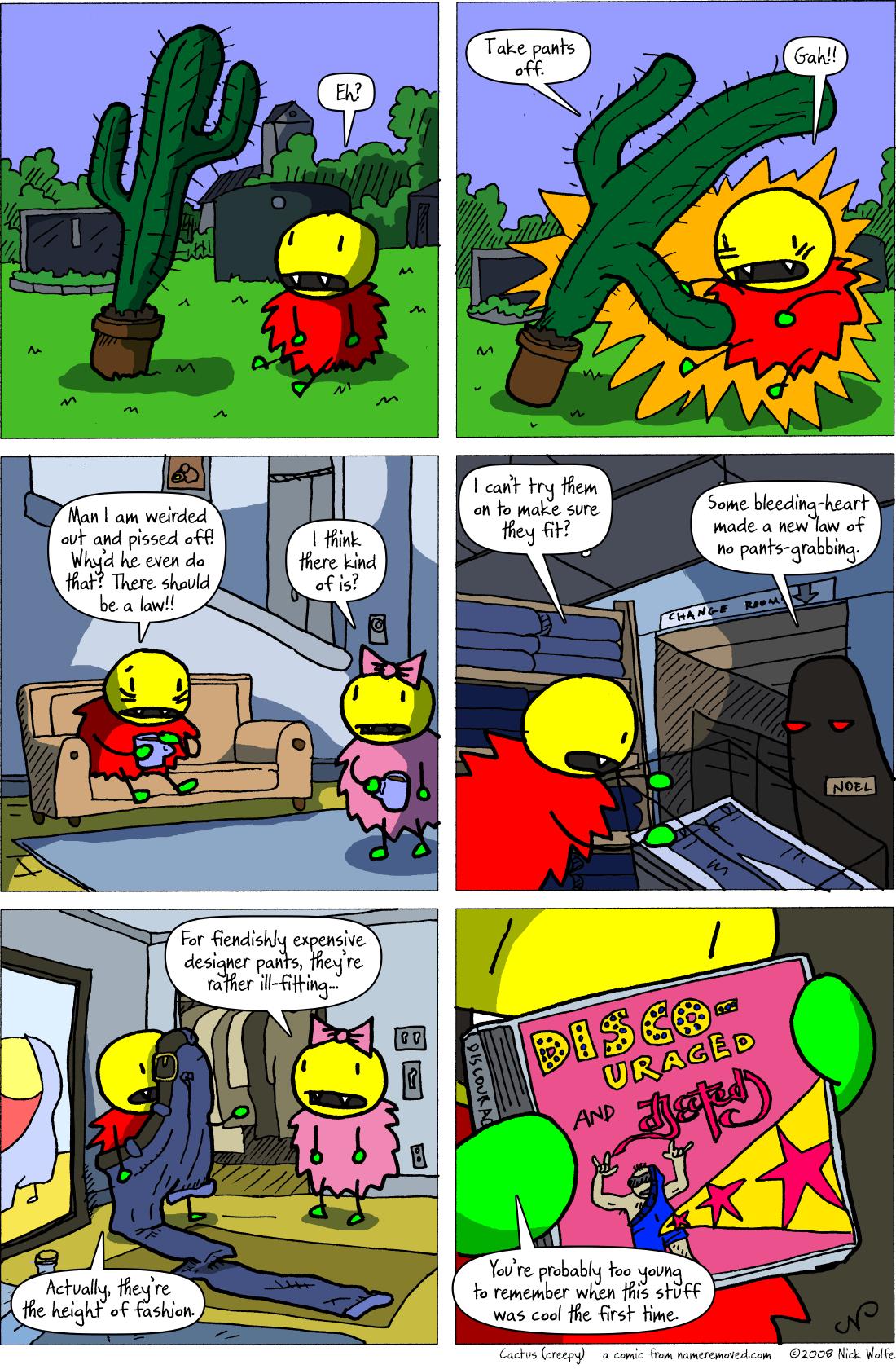 Cactus (creepy)