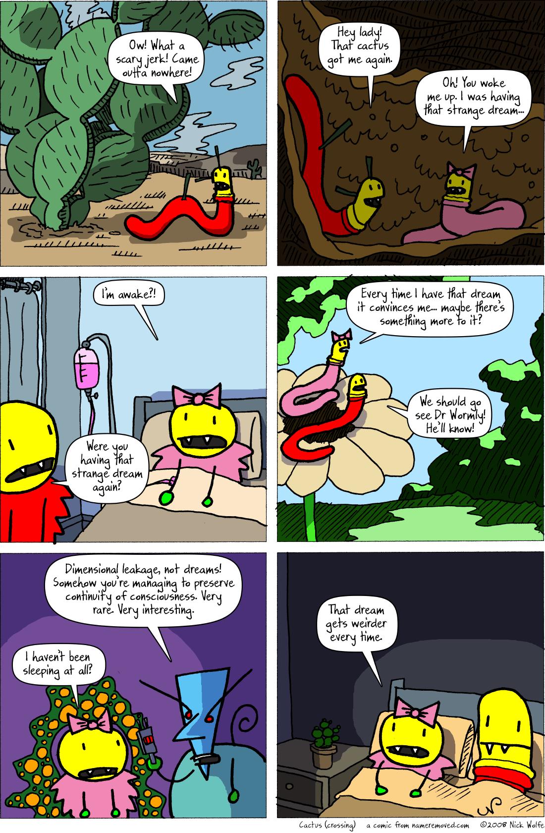 Cactus (crossing)