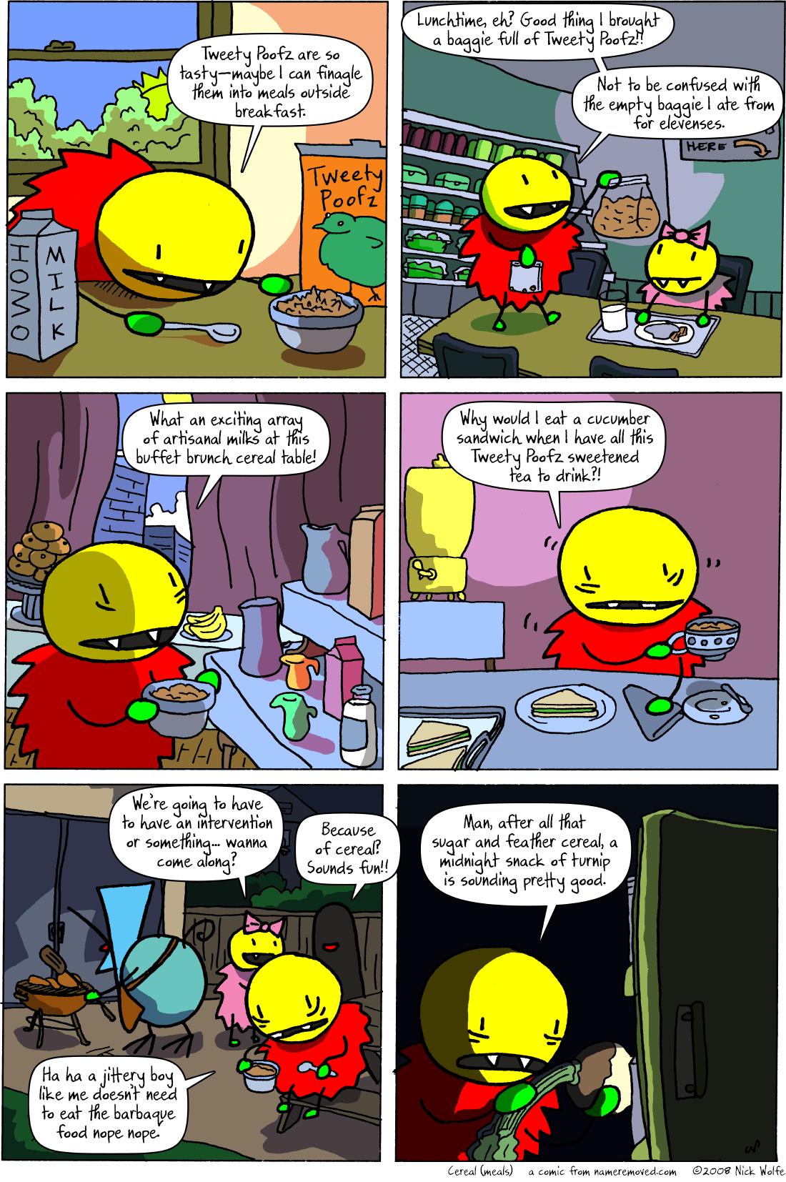 Cereal (meals)