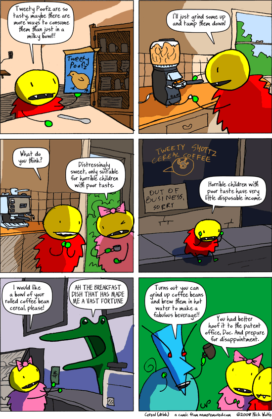 Comic for 2008-05-30