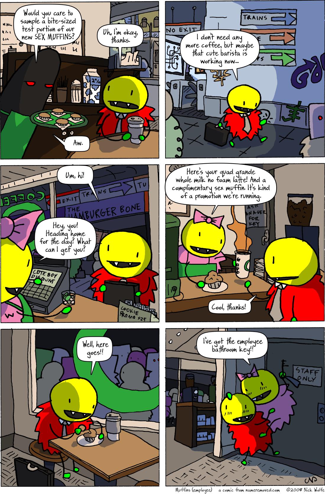 Muffins (employee)