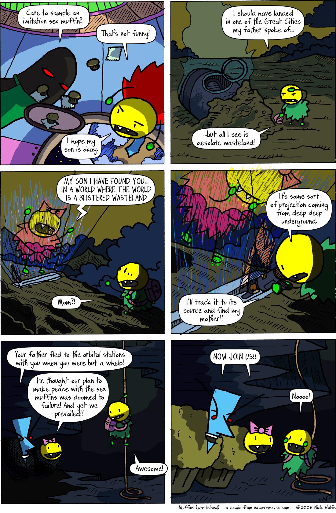 Muffins (wasteland)