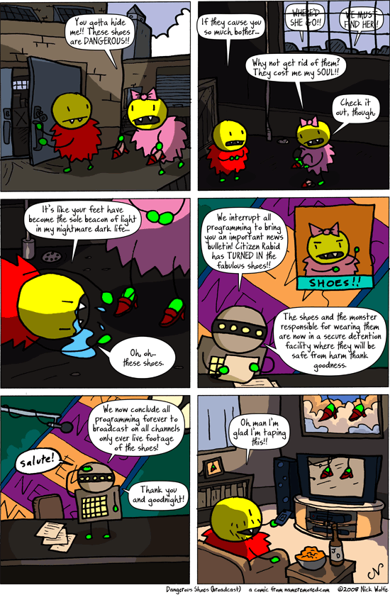 Comic for 2008-07-23