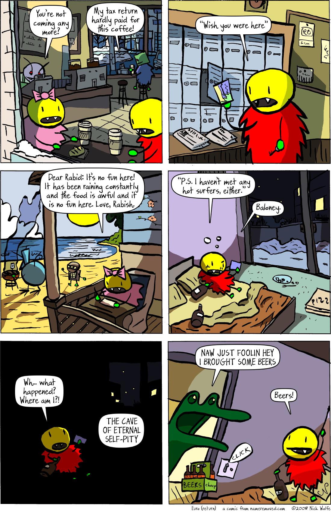 Euro (return)