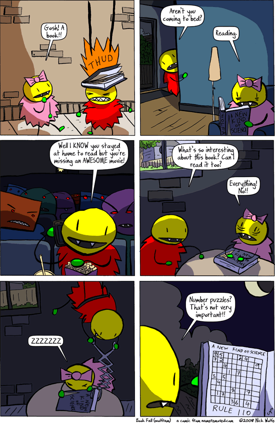 Comic for 2008-09-12