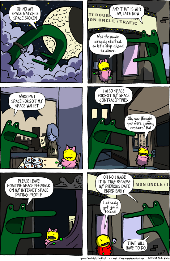 Comic for 2008-12-08