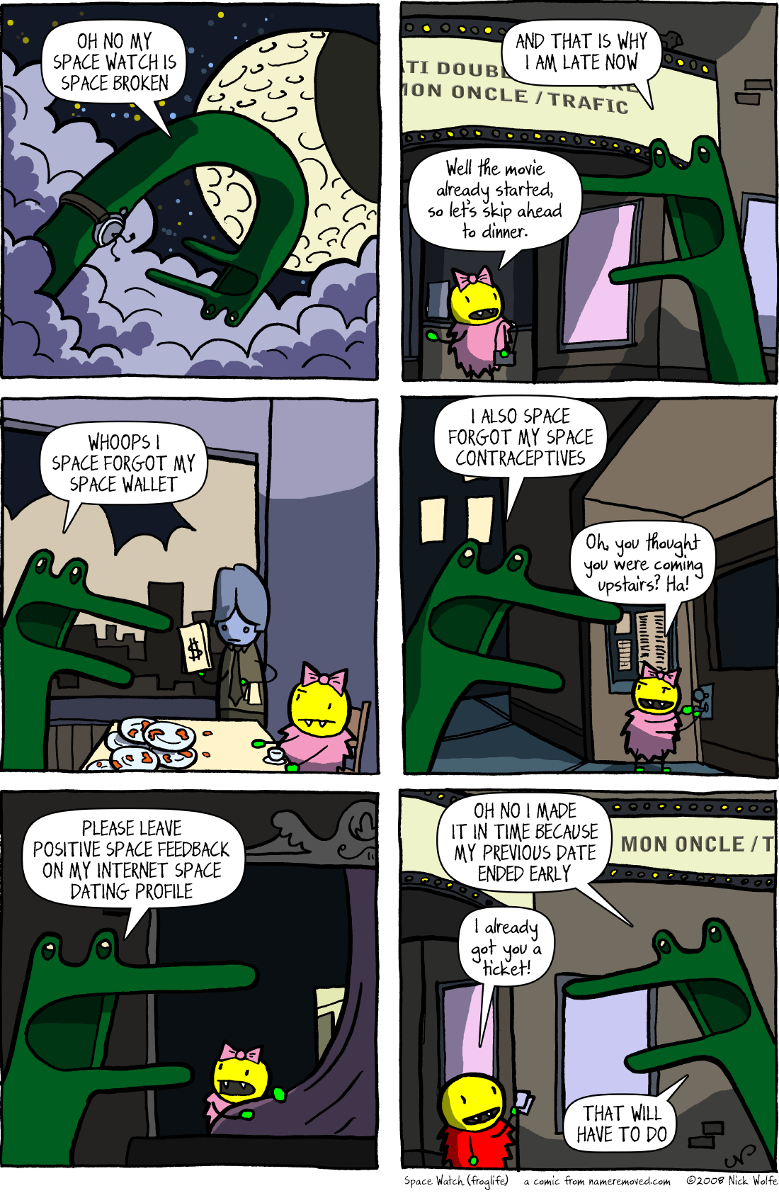Space Watch (froglife)