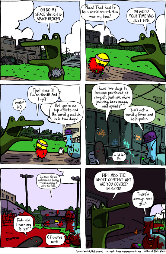 Comic for 2008-12-10