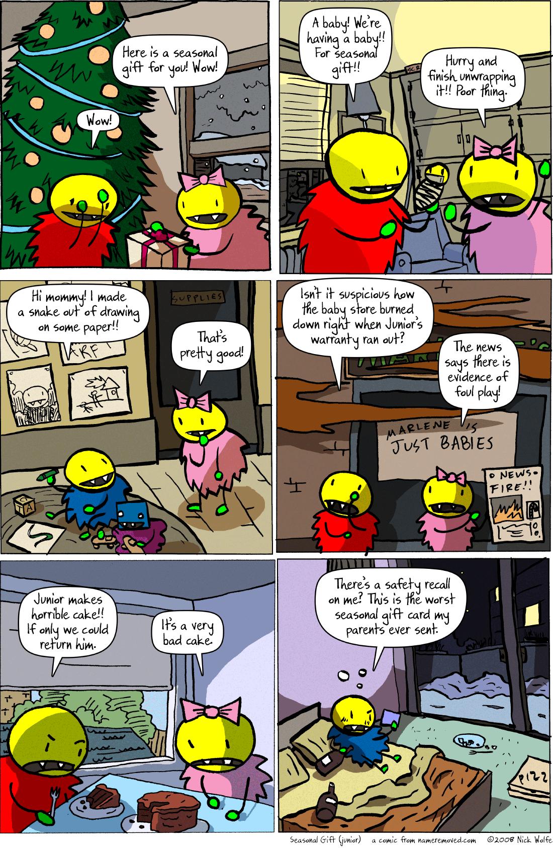 Seasonal Gift (junior)