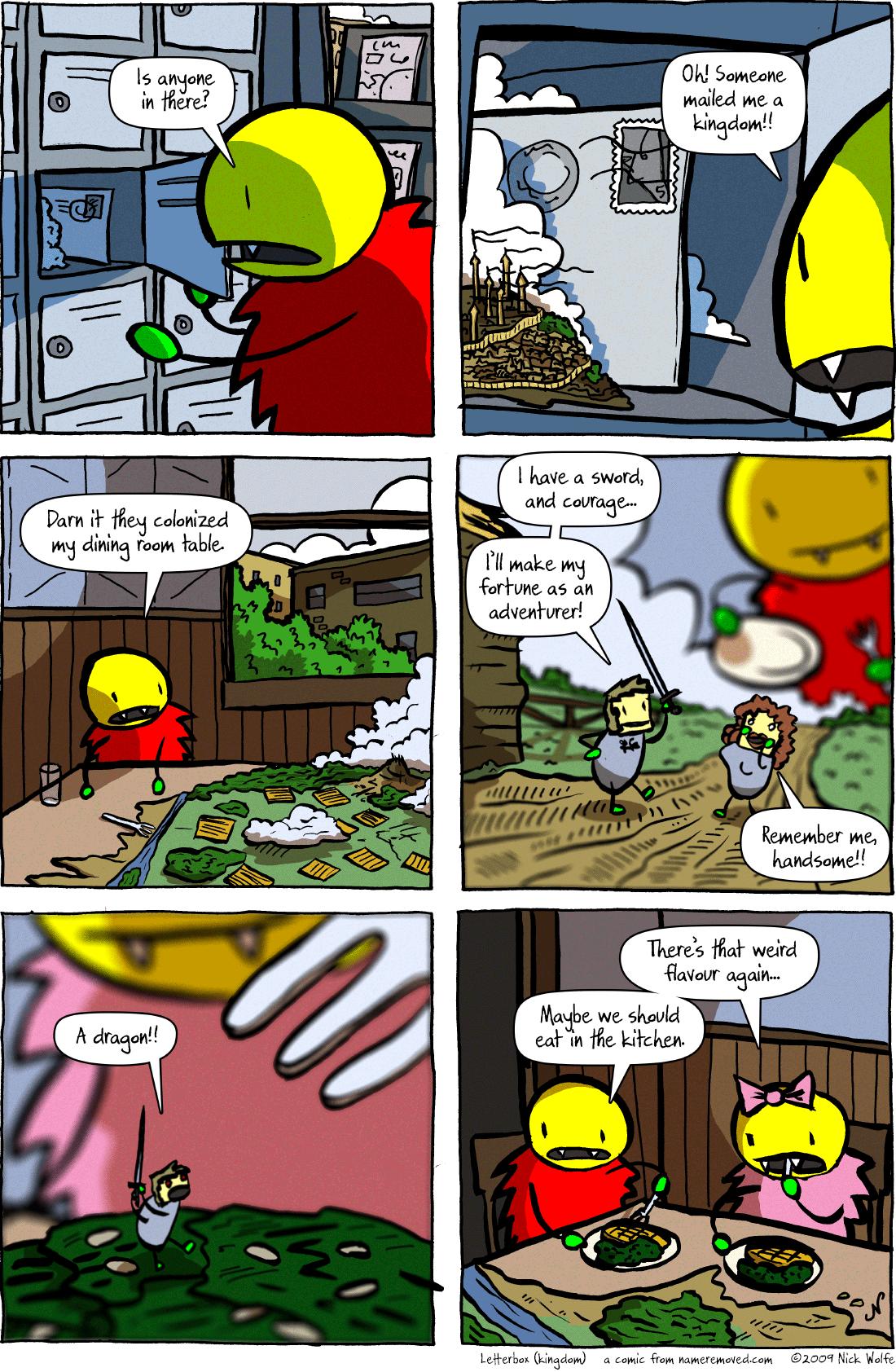 Letterbox (kingdom)